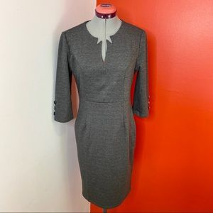 NWT Grace Karin 3/4 Sleeve Pencil Dress